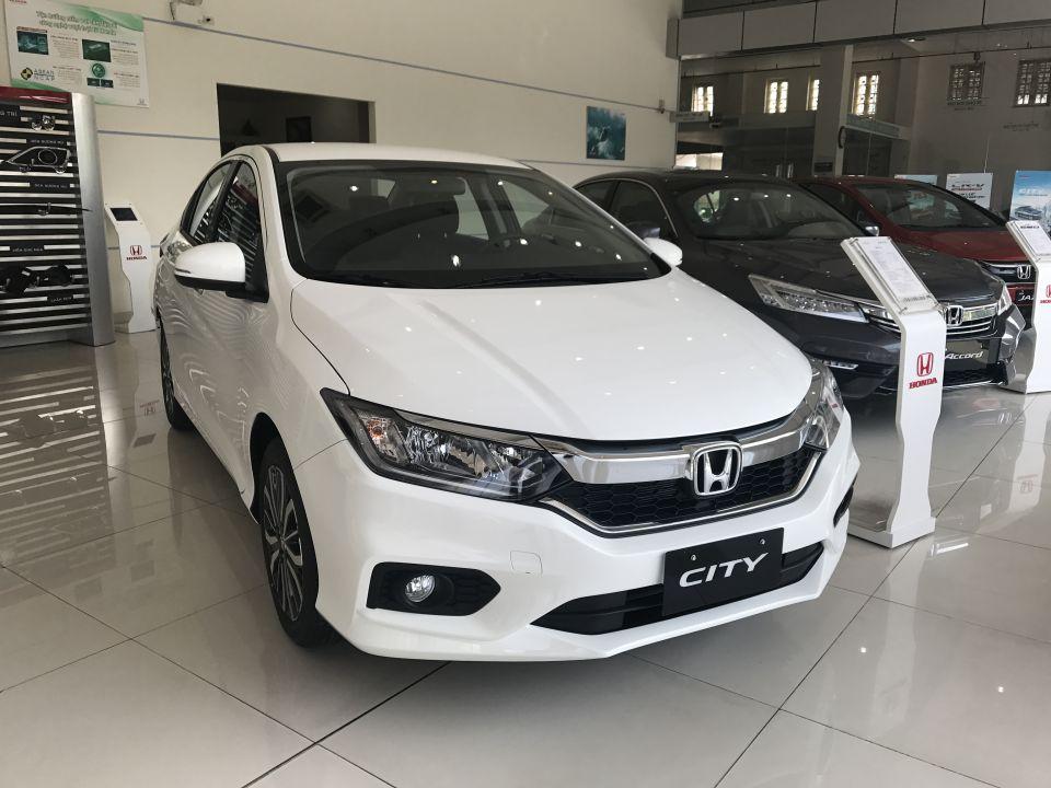 Mua xe Honda City 2020